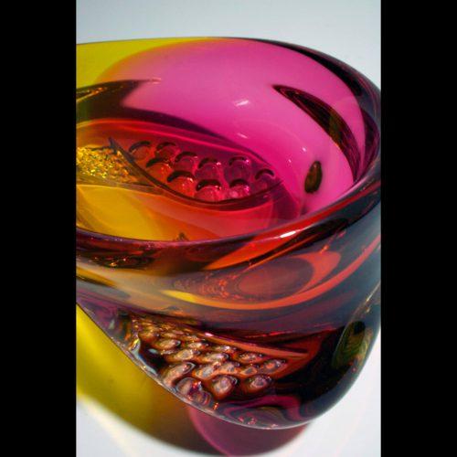 Textured Bowl Details